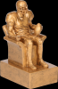 Fantasy Football Trophy Gold Resin Trophy Awards
