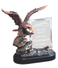 Eagle On Rock With Glass Resin Awards