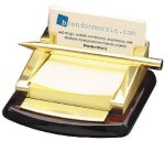 Post It, Pen, Business  Card Holder Business Card Holders