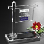 Real Estate Sign Corporate Crystal & Glass Awards