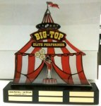 Big Top Award Custom Awards