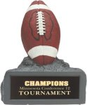 Football - Colored Resin Trophy Football Trophies