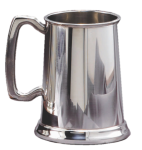 Pewter Tankard Plain Gift Awards