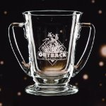 Regatta Award Glass | Crystal Cup Trophies