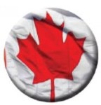 Ball Marker Canada Flag Golf Ball Markers