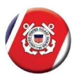 Ball Marker Coast Guards Golf Ball Markers