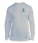 Long Sleeved T-Shirt with Left Chest Custom imprinted Graphic Long Sleeve T-Shirts