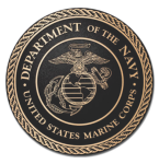 Military & State Seals Memorial Plaques