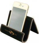 Black Leatherette Holder/Easel Misc. Gift Awards