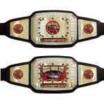 Chili Cook Off Championship Belt New Products
