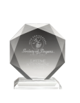 Diamond Optical Crystal Awards