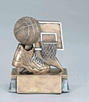 Participation Theme Basketball Participation Theme Resin Trophy Awards