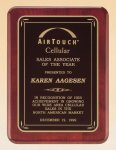 Rosewood Piano Finish Plaque with Brass Plate Piano Finish Plaques