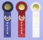 Stock Rosettes Ribbons