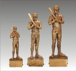 Sports Champion Baseball Male Sports Champion Resin Trophy Awards