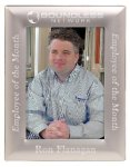 Metal Picture Frame -Silver Wedding Gifts